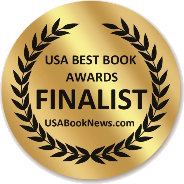 USA Best Book Awards Finalist